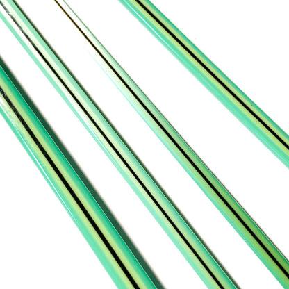 flat lampwork leaf stringer